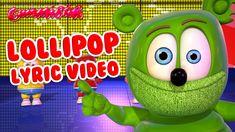 Gummy Bear Song, Gummy Bears, Bear Songs, Character, Gummi Bears, Gummi Candies, Lettering