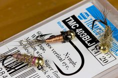 TMC Jig hook nymphs | Flickr - Photo Sharing!