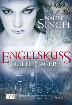 Aren't Elena and Raphael an epic couple? I adore Nalini Singh's books, love her characters and disappear into her worlds. (This is volume one of the Guild Hunter series.)