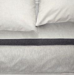 Grey Jewel Sheets visit www.kaidco.com for full design application #Interior #design