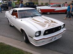 Car Show Classic: 1978 Mustang II King Cobra - The First 5.0 And A Screaming Cobra