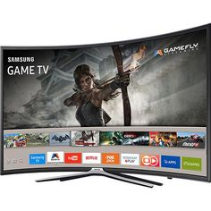 "Smart TV LED Tela Curva 40"" Samsung - Submarino.com"