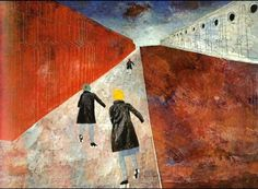 Ben Shahn Paintings   After the war he developed a distinctive style of his own. My favorite ...
