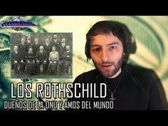 Los Rothschild, dueños de la ONU y amos del mundo - YouTube