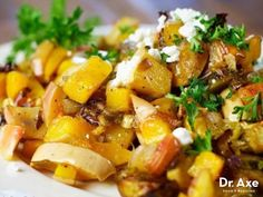 Warm Autumn Salad Recipe