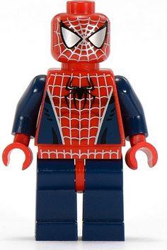 Lego Spider-Man is back in 2012 Lego Spiderman, Spiderman Movie, Lego Marvel, Superhero, Spiderman Spider, Lego Custom Minifigures, Lego Minifigs, Lego Ninjago, Legos