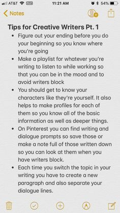 Tips for creative writing. Book Writing Tips, Creative Writing Prompts, Writing Words, Writing Resources, Writing Help, Writing Skills, Writing Ideas, Creative Writing Inspiration, Writing Prompts For Writers