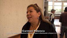 """Entrevista con Carmen Palencia, Líder de la organización """"Tierra Vida"""" y Premio Nacional de Paz en su visita a la Tadeo"""