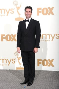 Emmys 2012: Best Dressed Of The Emmys 2011: The Men « Damn, That's Some Fine Tailoring