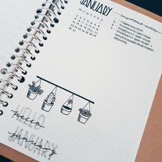 I've been kinda iffy on the idea of a monthly layout page, but I kinda don't mind this set up??
