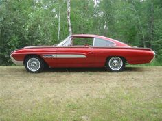 1963 FORD THUNDERBIRD Lot 1306 | Barrett-Jackson Auction Company