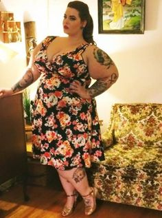 Model Tess Holliday