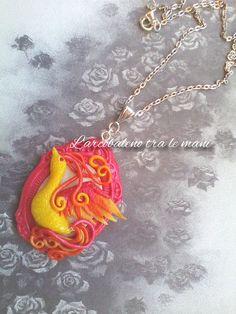 Guarda questo articolo nel mio negozio Etsy https://www.etsy.com/it/listing/247190486/cammeo-handmade-fenice-cameo-handmade