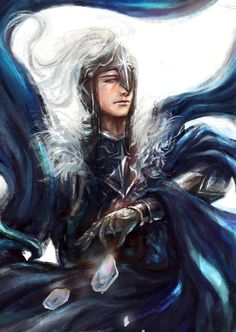 Fingolfin. love the loose style