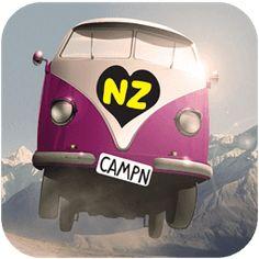 Liste des campings en NZ