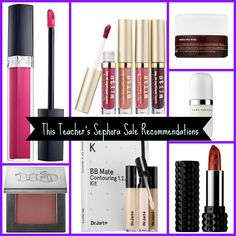 Sephora Sale Recommendations - Holiday 2015