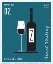 ZAP's Grand Tasting, Feb 2nd in SF! #wine #zinfandel