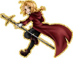 аниме мальчик с мечом