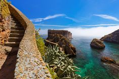 Portugal's 11 Secret Beaches That Only Locals Know About Algarve, Santa Maria Island, Portugal Holidays, Hiking Spots, Rocky Shore, Most Beautiful Beaches, Whale Watching, Beach Photos, Kayaking