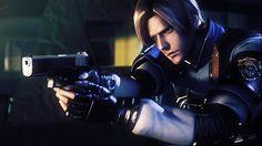 Leon! de Resident Evil