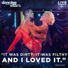 James Maslow and Peta Murgatroyd dance the Samba on #DWTS week 7 (4/28/14)