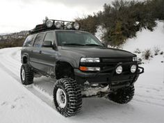 off road suburbans   ORU Suburban Assult Vehicle Mini Trucks, Gm Trucks, Lifted Trucks, Big Chevy Trucks, Lifted Chevy Tahoe, Chevy 4x4, Beach Cars, Trucks Only, 2001 Suburban