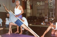 """Sometimes everything within us objects so much to work and we doubt so strongly that in order not to give up we have to find a means to work at all costs."" — BKS Iyengar"