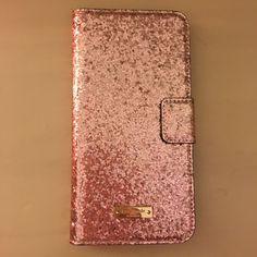 iPhone 6 Plus Wallet Case Kate Spade Glitter Big iPhone 6 Plus Wallet Case. kate spade Accessories Phone Cases