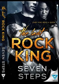 The Last Rock King Can Noah revive his career, catch a killer, and win Cassie's heart, or is it already too late #BWWM, #Interracial #Clean