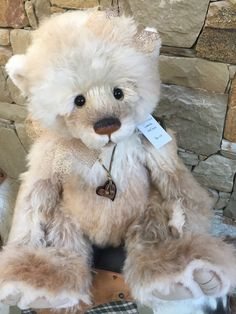 Bears *retired* Charlie Bears Isabelle Lee Masterpiece 2011 Ltd Ed Mohair Artist