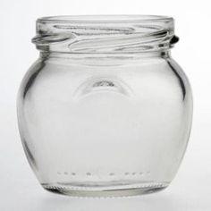 106ml Round Orcio Glass Jar