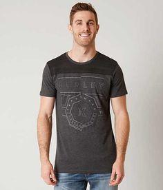 Hurley Hunter Football T-Shirt
