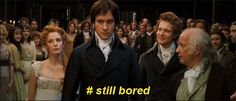 Fitzwilliam Darcy's inner struggles: ...