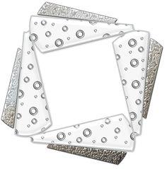 Rámečky průhledné 1 - čtverec a obdélník | Tvoření Decoupage Vintage, Label Paper, Scrapbook, Accessories, Cool Stuff To Make, Made By Hands, Diy, Craft, Frames