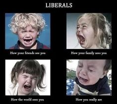 Don't get your knickers in a twist...I know plenty of liberals who are not this way.  This is just the loud majority.
