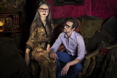 Pugnale & Nyleve now on Glasses Gallery!