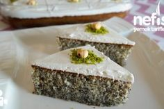 Haşhaşlı Kek – Nefis Yemek Tarifleri