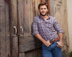 Scott Eastwood - Cowboys and Indians Magazine Hot Cowboys, Cowboys And Indians, Nicholas Sparks, Clint Eastwoods Son, Luke Collins, Clint And Scott Eastwood, Omar Epps, Hot Country Boys, The Longest Ride
