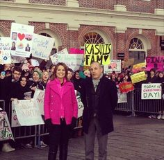 Big, raucous crowd braves cold to welcome TODAY to Boston Savannah Guthrie, Natalie Morales, Story Video, Today Show, In Boston, News Stories, Savannah Chat, Crowd