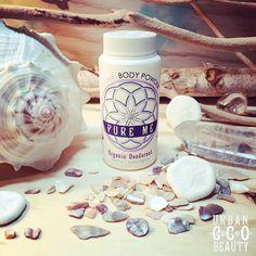 Organic Flower Essence Body Powder, Deodorant Powder, Yoga Powder, Pure Natural…