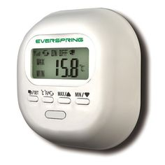 Z-Wave Everspring Temperature and Humidity Sensor, Combined unit to automatically control temperature and humidity of any room.