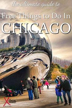 Find Free Things to Do In Chicago, IL, with favorite attractions, an interactive directory, and a searchable events calendar.