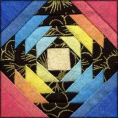 9 Pineapple Quilt Blocks and Free Quilt Patterns   Patterns, Paper ... : free pineapple quilt pattern - Adamdwight.com