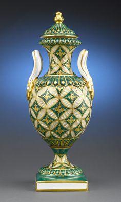 Elegant Sèvres Urn