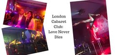 Need some date night inspiration? Check out my review of Love Never Dies, an all singing, dancing and acrobatic show at the London Cabaret Club.