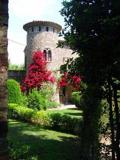 """Castle """"Once Upon a Time"""" in Mandelieu-La Napoule"""