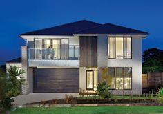 Burbank Display Homes: Cranbourne West VIC -   Forrester 4300. Visit www.localbuilders.com.au/display_homes_victoria.htm for all Victorian display homes