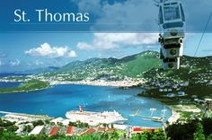 St. Thomas - Liat Airline  airline for island to island travel in the VI