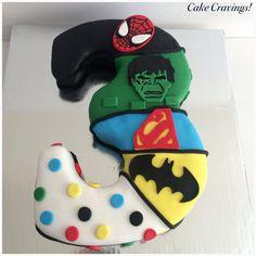 13 best superhero cakes images on pinterest cookies birthday