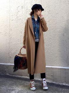 Spick & Spanのチェスターコート「HAMILTON WOOL リバーチェスター◆」を使ったari☆のコーディネートです。WEARはモデル・俳優・ショップスタッフなどの着こなしをチェックできるファッションコーディネートサイトです。